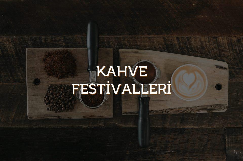 kahve-festivalleri