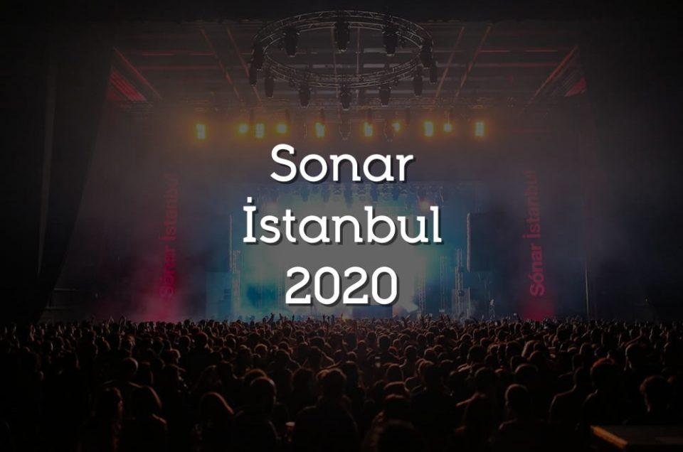 Sonar İstanbul 2020