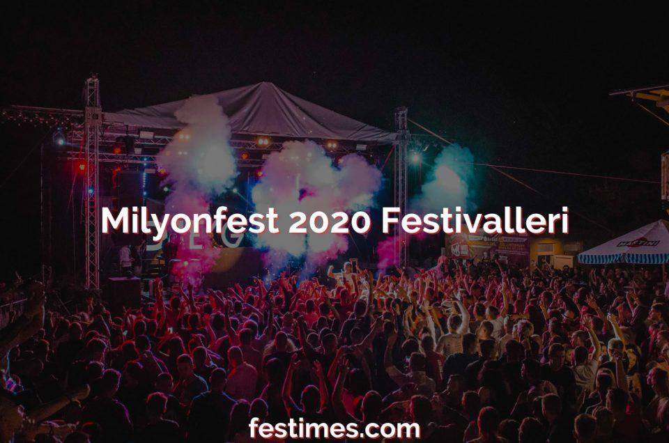 MilyonFest 2020 Festivalleri