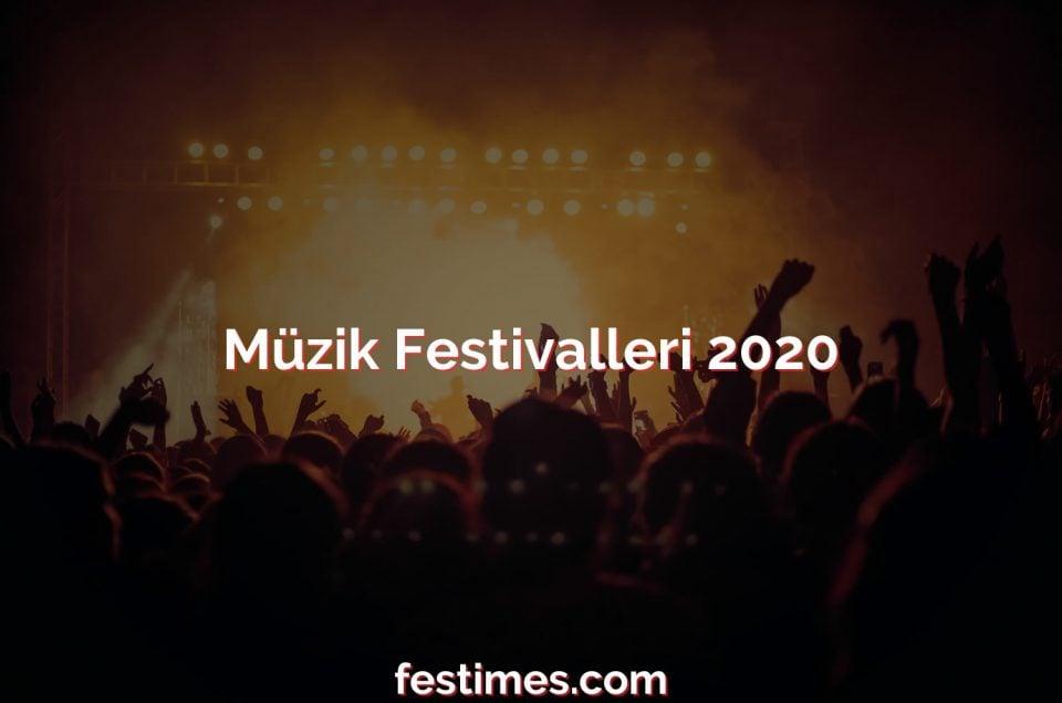 Müzik Festivalleri 2020